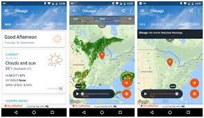 Accuweather Radar Map Best Weather Apps Weather Forecast For Your Android Or Iphone