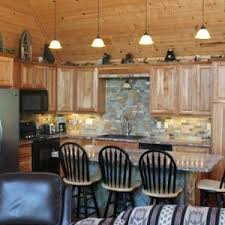 Rustic Hickory Kitchen Cabinets Pinterest U0027teki 25 U0027ten Fazla En Iyi Rustic Hickory Cabinets Fikri