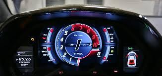 lamborghini speedometer lamborghini houston unveils aventador s teamspeed