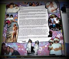 senior memory book graduation centerpieces how to make them personal