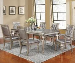rectangular dining room tables with leaves coaster dining room set