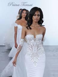 pnina tornai dresses pnina tornai fall 2018 collection bridal fashion week photos