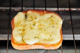 Garlic Bread In Toaster How To Make A Roasted Zucchini N U0027 Tomato Gf Sandwich Recipe