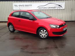 volkswagen polo 2016 red used volkswagen polo 3 doors for sale motors co uk
