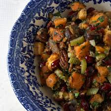 brandied cranberry and sweet potato recipe