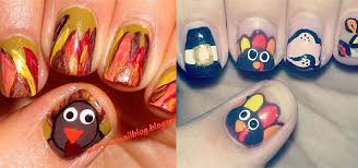15 thanksgiving nail designs ideas trends stickers 2014