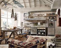 cuisine dans loft photos cuisine loft photos de design d intérieur et décoration de
