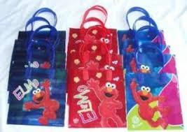 elmo party favors sesame elmo party favors elmo zipper pulls elmo backpack