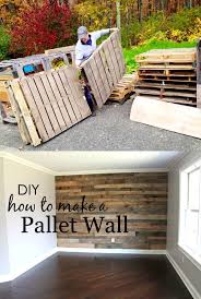 Wood Pallet Furniture 203 Best Diy Pallets Images On Pinterest Diy Pallet Home And