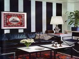 Black And White Living Room Decor Interior Decorating And Home Design Styling Picture Nanobuffet