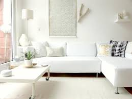 Beautiful Rustic  How To Decorate Living Room With White Sofa - Living room with white sofa