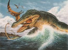85 best phil wilson images on pinterest prehistoric animals painted by phil wilson the kronosaurus attacking cearadactylus wall mural from murals your way will add a distinctive touch to any room