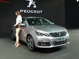 peugeot sedan 2013 new peugeot 308 sedan launched on the chengdu auto show