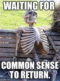 Common Memes - nothing makes sense imgflip