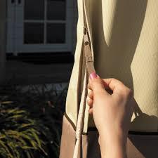 Patio Umbrella Cord by Classic Accessories Veranda Patio Umbrella Furniture Storage Cover