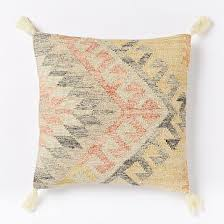 Loloi Pillows Dhurrie Style Pillow Ashik Pillow Cover West Elm Home Pinterest Pillows Room