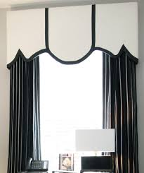 after before window valance box going to try this for my bed room