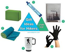 gifts for hikers gift ftempo