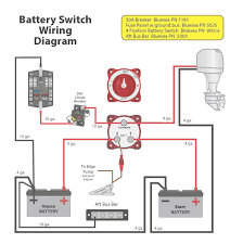 battery selector switch wiring diagram dolgular com