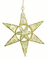 capiz ornaments 57179b home kitchen