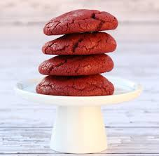 red velvet cookies recipe easy 3 ingredient cookie the frugal