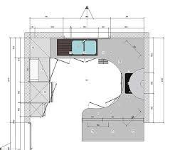 largeur plan de travail cuisine largeur plan travail cuisine 11 ordinaire de table haute 6 1772