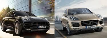 porsche cayenne models comparison macan turbo vs cayenne s comparison