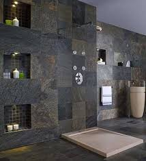 20 ideas to use modern stone tiles and enrich your home decorating