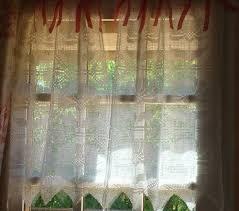 Crochet Lace Curtain Pattern 24 Best Crochet Curtains Images On Pinterest Crochet Curtains