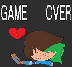 Game Over Meme - game over meme by me by supergirl1o1 on deviantart
