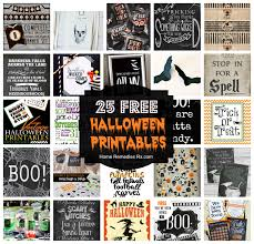 25 free halloween printables home remedies rx com