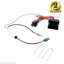 connects2 stereo wiring harness adaptor iso lead for peugeot