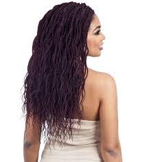 model model crochet hair model model 3x wavy feathered twist 16 crochet braid
