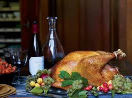 what is a thanksgiving dinner herb roasted turkey with wild mushroom gravy recipe david tanis