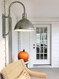 our new farmhouse barn lights liz marie blog