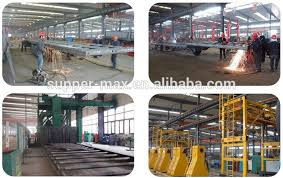 Curtain Side Material Max High Quality Carbon Steel Material Curtain Side Wall Semi