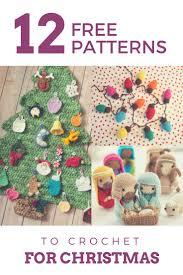 best 25 christmas crochet patterns ideas on pinterest crochet