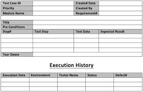 test case template templates memberpro co