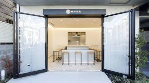 minimalism architecture minimalist tokyo cafe serves u0027world u0027s first hand dripped tea u0027 curbed