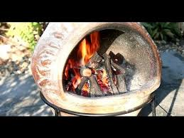 Chiminea With Pizza Oven Chiminea How To Cook Pizza To Perfection In A Chiminea How To