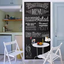 Wall Decals For Dining Room Chalkboard Wall Decals On Your Deco Shop Co Uk