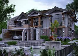 craftsman home designs fantastic modern craftsmanouse plans design ranch with walkout