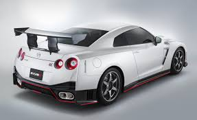 nissan extra 2016 nissan n attack gt r brings extra aero and suspension to sema