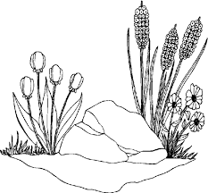 spring coloring pages printable coloring lab