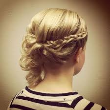 side buns for shoulder length fine hair 60 updos for thin hair that score maximum style point