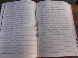 bullet journal 101 collections and how to collect them u2013 bumbling