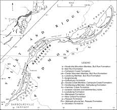 Blank Map Of Mid Atlantic States by The Early Mesozoic Birdsboro Central Atlantic Margin Basin In The