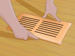 Floor Vent Covers by How To Clean Floor Vents 11 Steps With Pictures Wikihow