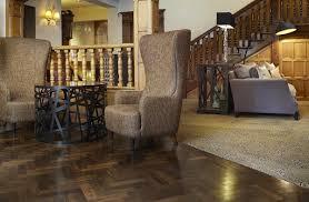 Grades Of Solid Hardwood Flooring Hw063 Gold Leaf European Oak Dark Fumed Herringbone Prime Grade 70mm
