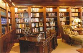 modern home library interior design awesome modern interiors